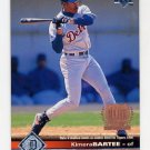 1997 Upper Deck Baseball #074 Kimera Bartee - Detroit Tigers