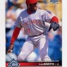 1997 Upper Deck Baseball #048 Lee Smith - Cincinnati Reds