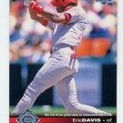 1997 Upper Deck Baseball #044 Eric Davis - Cincinnati Reds