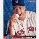 1997 Upper Deck Baseball #028 Jeff Suppan - Boston Red Sox