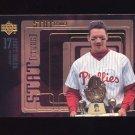 2000 Upper Deck Baseball Statitude #S22 Scott Rolen - Philadelphia Phillies