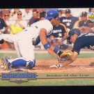 1994 Collector's Choice Baseball #310 Mike Piazza TP - Los Angeles Dodgers