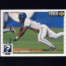 1994 Collector's Choice Baseball #131 Rickey Henderson - Toronto Blue Jays
