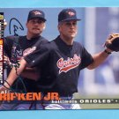 1995 Collector's Choice Baseball Silver Signature #085 Cal Ripken - Baltimore Orioles
