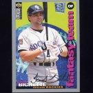 1995 Collector's Choice SE Baseball Silver Signature #260 Dante Bichette - Colorado Rockies