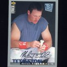 1995 Collector's Choice SE Baseball Silver Signature #221 Mickey Tettleton - Detroit Tigers
