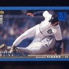 1995 Collector's Choice SE Baseball #222 Travis Fryman - Detroit Tigers