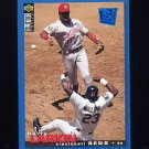 1995 Collector's Choice SE Baseball #200 Barry Larkin - Cincinnati Reds