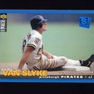 1995 Collector's Choice SE Baseball #180 Andy Van Slyke - Pittsburgh Pirates