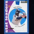 1995 Collector's Choice SE Baseball #140 Tony Gwynn STL - San Diego Padres