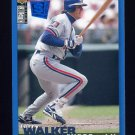 1995 Collector's Choice SE Baseball #096 Larry Walker - Montreal Expos