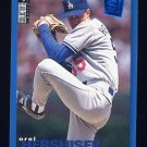 1995 Collector's Choice SE Baseball #089 Orel Hershiser - Los Angeles Dodgers