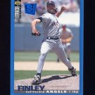 1995 Collector's Choice SE Baseball #034 Chuck Finley - California Angels