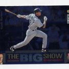 1997 Collector's Choice Baseball The Big Show #41 Alex Rodriguez - Seattle Mariners