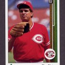 1989 Upper Deck Baseball #638 Tim Birtsas - Cincinnati Reds