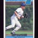 1992 Donruss Baseball #412 Rey Sanchez RC - Chicago Cubs