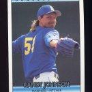1992 Donruss Baseball #207 Randy Johnson - Seattle Mariners
