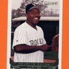 1993 Topps Gold Baseball #759 Charlie Hayes - Colorado Rockies