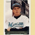 1993 Topps Gold Baseball #739 Dave Weathers - Florida Marlins