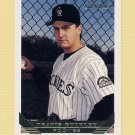 1993 Topps Gold Baseball #732 Travis Buckley RC - Colorado Rockies