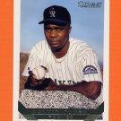 1993 Topps Gold Baseball #664 Calvin Jones - Colorado Rockies
