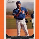 1993 Topps Gold Baseball #657 Mike Harkey - Chicago Cubs