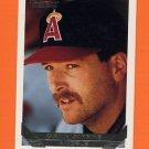 1993 Topps Gold Baseball #637 Greg Myers - California Angels