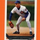 1993 Topps Gold Baseball #630 Mark Grace - Chicago Cubs