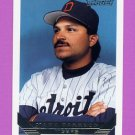 1993 Topps Gold Baseball #567 Mark Carreon - Detroit Tigers