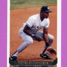 1993 Topps Gold Baseball #549 Hensley Meulens - New York Yankees