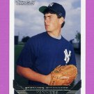 1993 Topps Gold Baseball #530 Sterling Hitchcock RC - New York Yankees