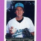 1993 Topps Gold Baseball #520 Charlie Hough - Florida Marlins