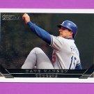 1993 Topps Gold Baseball #469 Dave Hansen - Los Angeles Dodgers