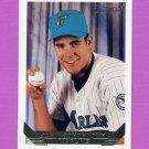1993 Topps Gold Baseball #454 John Johnstone RC - Florida Marlins