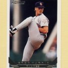 1993 Topps Gold Baseball #436 Greg W. Harris - San Diego Padres