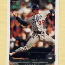 1993 Topps Gold Baseball #418 Jim Gott - Los Angeles Dodgers