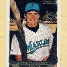 1993 Topps Gold Baseball #412 Jamie McAndrew - Florida Marlins