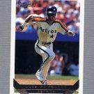 1993 Topps Gold Baseball #362 Luis Gonzalez - Houston Astros
