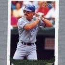 1993 Topps Gold Baseball #332 Geno Petralli - Texas Rangers