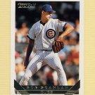 1993 Topps Gold Baseball #047 Bob Scanlan - Chicago Cubs