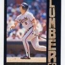 1992 Fleer Baseball Lumber Company #L7 Cal Ripken - Baltimore Orioles