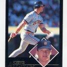 1992 Fleer Baseball All-Stars #09 Mickey Tettleton - Detroit Tigers