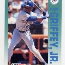 1992 Fleer Baseball #279 Ken Griffey Jr. - Seattle Mariners
