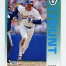 1992 Fleer Baseball #194 Robin Yount - Milwaukee Brewers