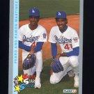 1993 Fleer Baseball #354 Pedro Martinez / Ramon Martinez