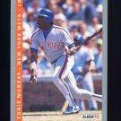 1993 Fleer Baseball #091 Eddie Murray - New York Mets
