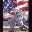 1994 Fleer Baseball All-Stars #44 John Kruk - Philadelphia Phillies