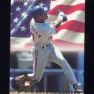 1994 Fleer Baseball All-Stars #38 Marquis Grissom - Montreal Expos