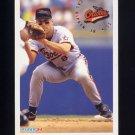 1994 Fleer Baseball #019 Cal Ripken - Baltimore Orioles
