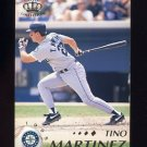 1995 Pacific Baseball #401 Tino Martinez - Seattle Mariners